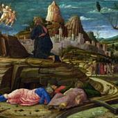Jézus a Gecsemáné-kertben