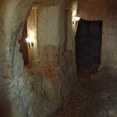 A főpap háza alatti börtön, Jézus fogvatartásának helyszíne