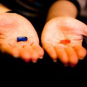 Kék vagy piros pirula?