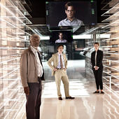 Transcendence - Johnny Depp, Morgan Freeman, Cillian Murphy, Rebecca Hall