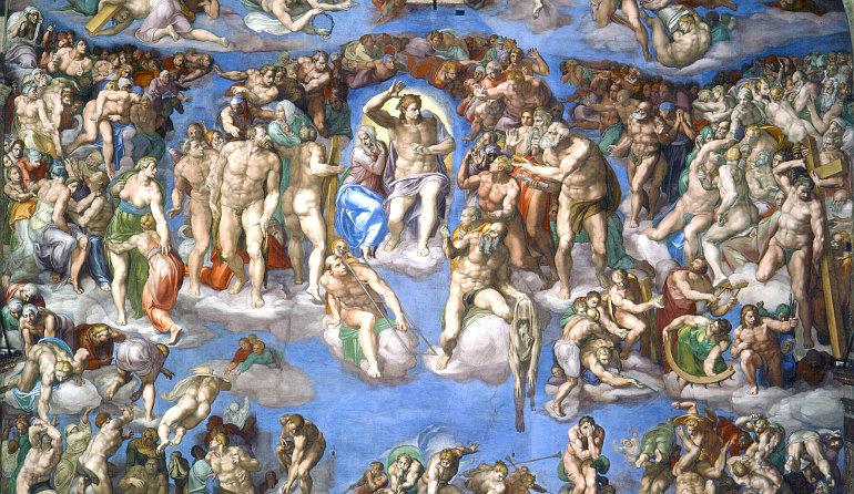 Michelangelo: Utolsó ítélet