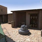 Qumráni épületek számítógépes modellje