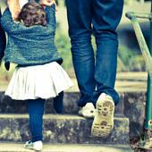 Házaspár gyermekkel