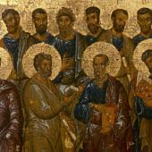 A tizenkét apostol (ikon)